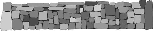 Stone For Garden Walls by Garden Clip Art For Brick Walls U2013 Clipart Free Download