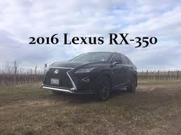 lexus rx 350 f reviews lexus rx350 f sport 90 second car reviews youtube