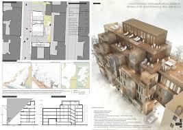 new apartment building in unesco world heritage site in riga