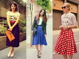 o charme da saia midi shopping metrópole