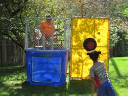 dunk booth rental dunk tank rentals nebraska bounce seward nebraska