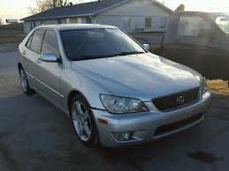 2003 lexus is300 for sale auto auction ended on vin jthbd192x30071541 2003 lexus is300 in