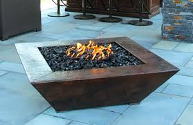 Modern Fire Pits by Backyard Fire Pits To Keep You Warm By The Pool
