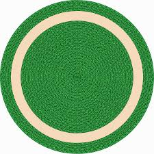 Half Circle Rugs Green Round Rugs Roselawnlutheran