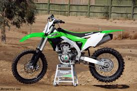 kawasaki motocross bike 2017 kawasaki kx450f first ride review
