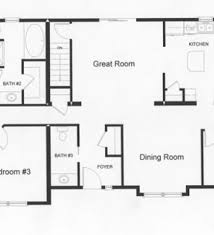 ranch house plans with open floor plan open floor plans ranch homes best ranch house open floor plan