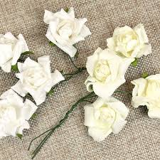paper decorations crepe paper wedding decorations ivory or white pipii