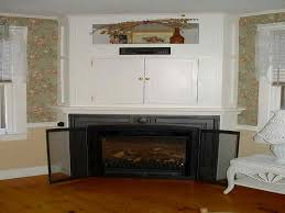 Contemporary Gas Fireplace Insert by Large Stone Corner Marble Fireplace Surround Remodel Rustic