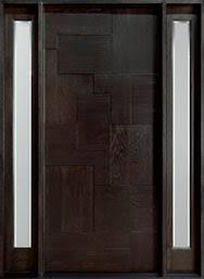 single door design modern front door design single with 2 sidelites solid mahogany