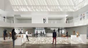 chambre des m騁iers arras a multipurpose facility for lille breaks ground in