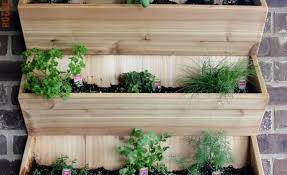 diy vegetable planter box all 4 women