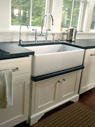 36 inch farmhouse sink highpoint collection white 36 inch single bowl rectangle fireclay 36