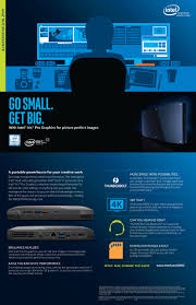 intel nuc6i7kyk with intel iris pro graphics picture perfect