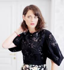 Marion Cotillard Vanity Fair Marion Cotillard At Dior U0027s Fall 2016 Couture Show Vogue
