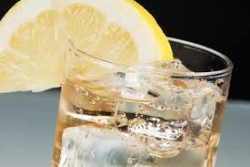 vodka tonic lemon the popular seven and seven drink recipe