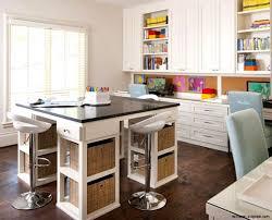 craft home office craft room