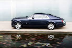 roll royce bmw rolls royce debuts its stunning 13 million sweptail coachbuild
