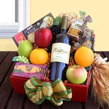 organic fruit basket corporate gift baskets a irvine gift basket company