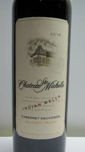 2010 chateau ste cabernet sauvignon indian usa