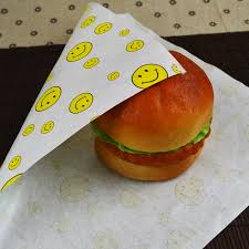 hamburger wrapping paper burger wrapping paper food grade hamburger wrapping paper wax