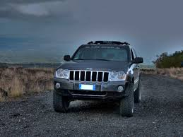 2008 lifted jeep grand jeep grand wk lifted suspension test