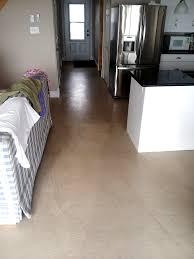 Epoxy Kitchen Floor by Kitchen Concrete Flooring Duraamen Self Leveling Micro In Jersey