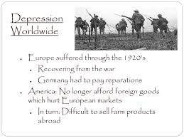the great depression ppt download