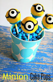 Halloween Cake Pop Ideas by Best 25 Minion Cake Pops Ideas On Pinterest Fondant Minions