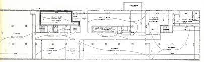 Guard House Floor Plan by Parkway House Crème De Memph