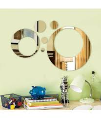 Home Decoratives Saifee Acrylic 3d Home Decor Wall Sticker Design 1 Set Buy