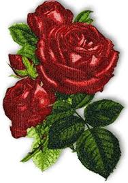 velvet roses advanced embroidery designs velvet roses