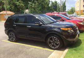 Ford Explorer Sport - stock 2014 ford explorer sport 1 4 mile trap speeds 0 60