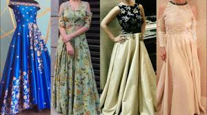 latest party wear dresses collection beautiful party gown design