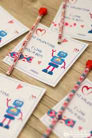 robot valentine cards free printable cards for kids
