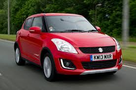 suzuki swift 4x4 first drive