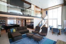 celebrity solstice cabins and suites photo gallery royal loft suite on royal caribbean allure of the seas cruise ship
