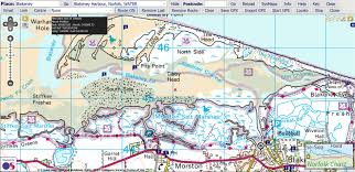 Make A Route Map by Systematic Maps Os Gpx Help