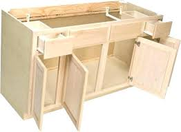base cabinets kitchen sink base cabinet sizes krowds co