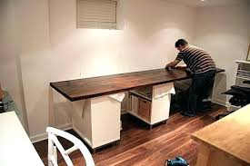 diy minimalist desk full image for build your own corner office
