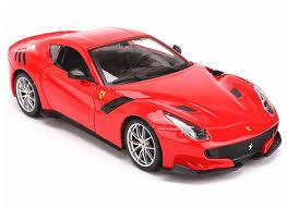 f12 model bburago 1 24 f12 tdf diecast metal model car roadster