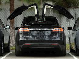 suv tesla tesla model x suv business insider