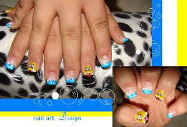 cartoon character nail art designs small business is real business