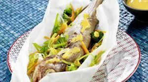 cuisiner du merlan recette filet merlan en papillote sauce safran cuisiner merlan