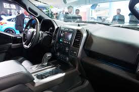 Raptor Truck Interior The Ford Raptor Returns But Without A V8