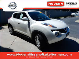 nissan juke used for sale used 2013 nissan juke for sale cornelius nc jn8af5mr4dt223935