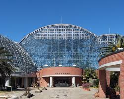 yumenoshima tropical greenhouse dome wikipedia