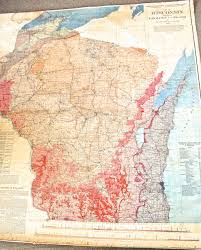 Maps Wisconsin by This May Be The Holy Grail Of Wisconsin Maps Cars In Depth