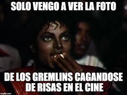 Memes De Michael Jackson - michael jackson popcorn meme imgflip