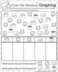 kindergarten graphing worksheets u0026 common worksheets kindergarten