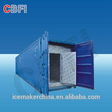 container chambre froide 40 pieds container chambre froide pour poissons viande poulet fruits